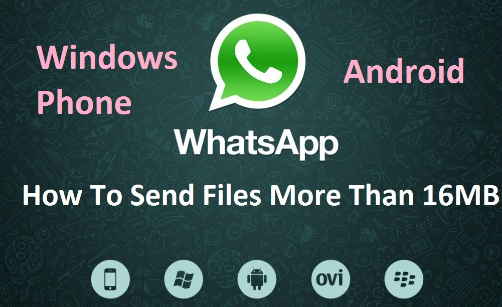 How+To+Send+More+Than+16+MB+Audio+Video+File+On+WhatsApp