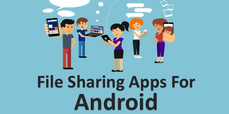 Fast File Transfer Apps For Android
