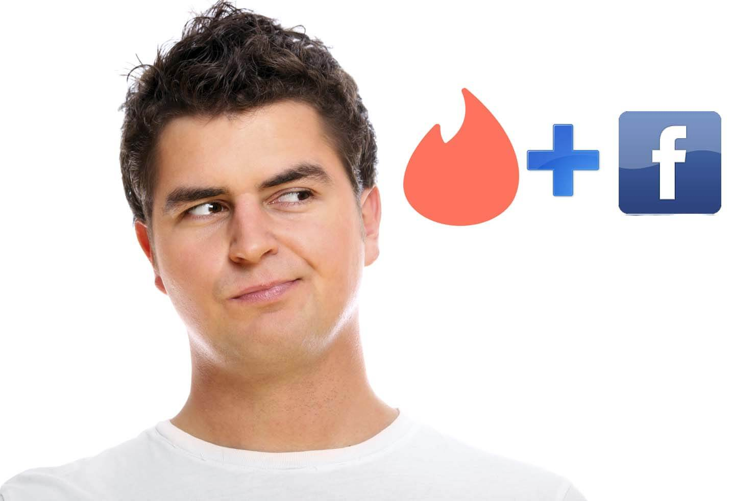 why tinder linked with fb