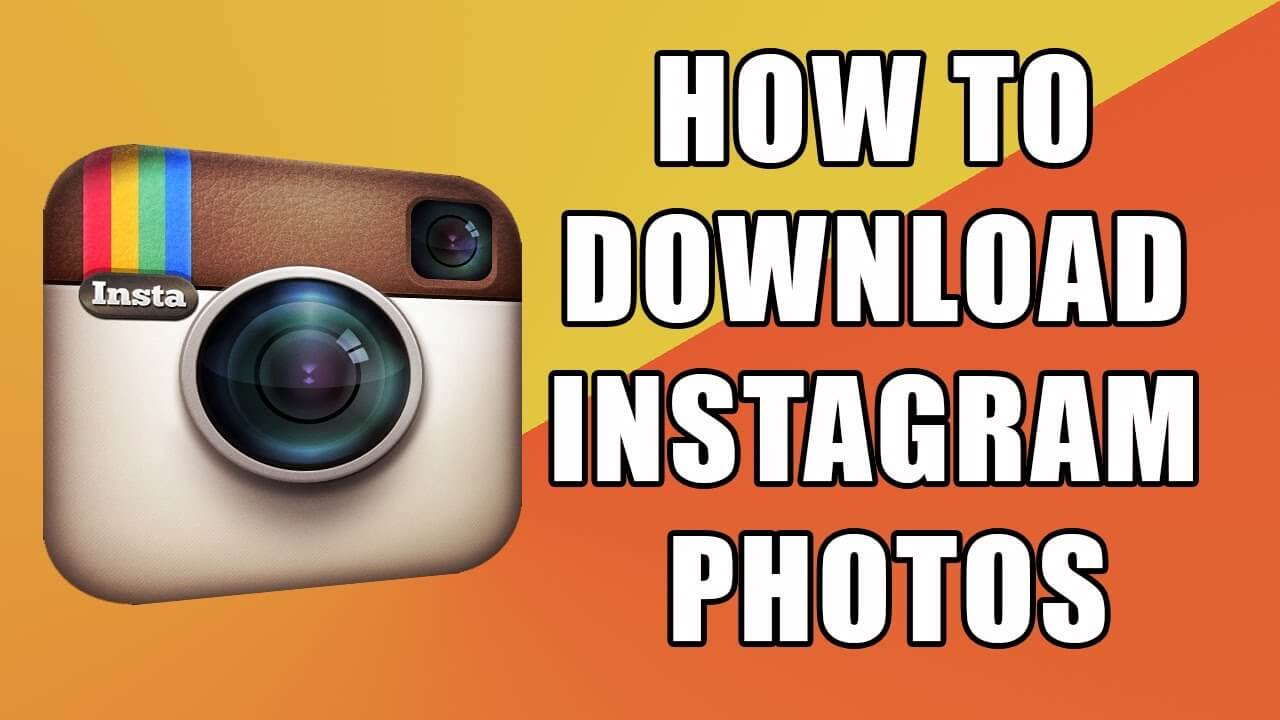 How To Save Instagram Photos On Computer